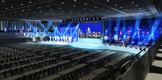 // Ball des Sports, Wiesbaden                                    